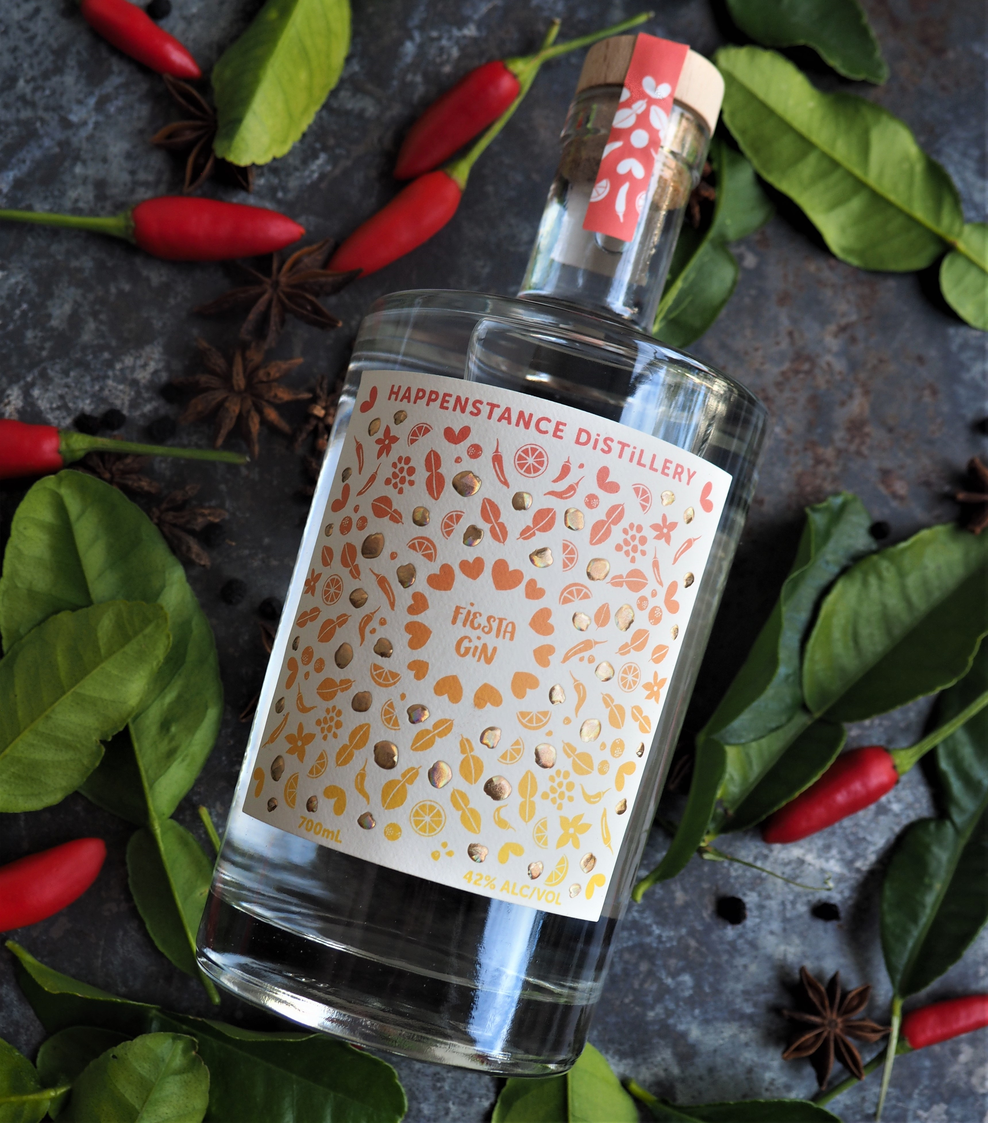 Fiesta Time! - New Happenstance gin has arrived at Options