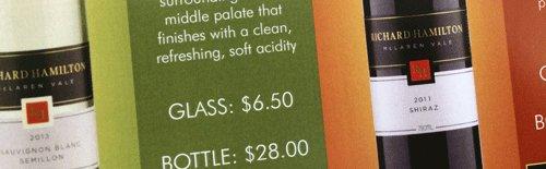 Wine List Header Image