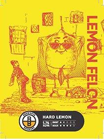 BREWBOYS LEMON FELON 24 x 355ml CAN