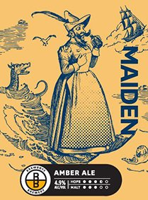 BREWBOYS MAIDEN AMBER ALE 24 x 355ml CAN