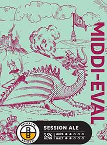 BREWBOYS MIDDI-EVAL MID-STRENGTH ALE 24 x 355ml CAN
