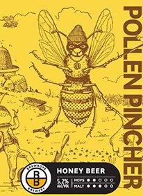 BREWBOYS POLLEN PINCHER 24 x 355ml CAN