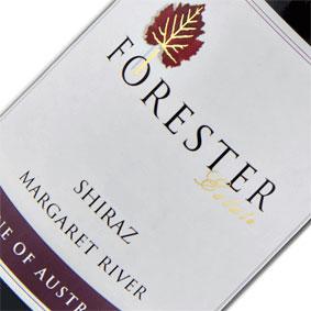 FORESTER ESTATE SHIRAZ 2016