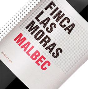 FINCA LAS MORAS MALBEC 2017