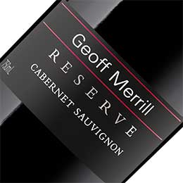 GEOFF MERRILL RESERVE CABERNET 2012 X 6