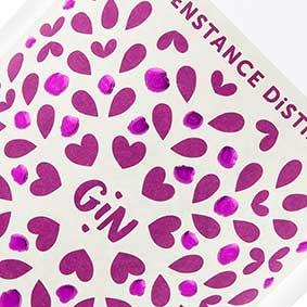 HAPPENSTANCE GIN 700ML X 6