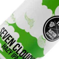 HOP NATION SEVEN CLOUDS IPA CAN 375ml x 24