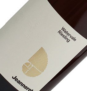 JEANNERET WATERVALE SV RIESLING 2017 X 6