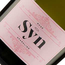 LECONFIELD SYN SPARKLING ROSE X 6