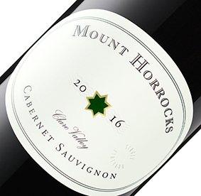 MOUNT HORROCKS CABERNET SAUVIGNON 2016