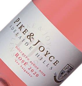 PIKE & JOYCE LES SAIGNEES ROSE 2020 X 6