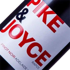PIKE & JOYCE RAPIDE PINOT NOIR 2020