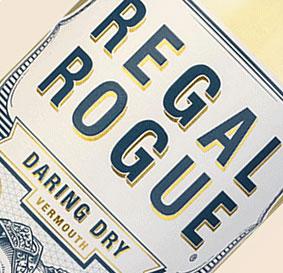 REGAL ROGUE DARING DRY 500ml x 6