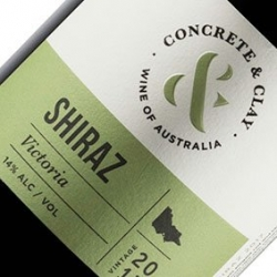 CONCRETE & CLAY SHIRAZ 2017