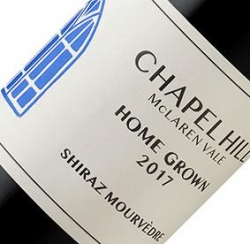 CHAPEL HILL SHIRAZ MOURVEDRE 375ML 2017