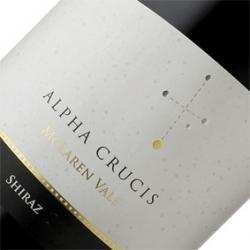 ALPHA CRUCIS SHIRAZ 2014 X 6