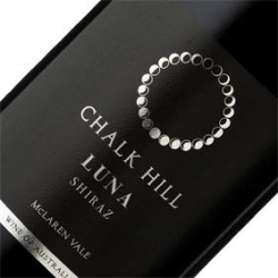 CHALK HILL LUNA SHIRAZ 2017 X 6