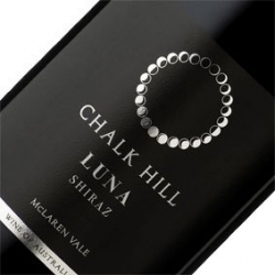 CHALK HILL LUNA SHIRAZ 2018 X 6