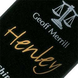 GEOFF MERRILL HENLEY SHIRAZ 2005 X 3