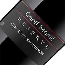 GEOFF MERRILL RESERVE CABERNET 2013 X 6