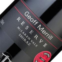 GEOFF MERRILL RESERVE SHIRAZ 2011 X 6