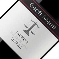 GEOFF MERRILL JACKOS SHIRAZ 2014