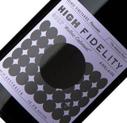 HIGH FIDELITY MALBEC CABERNET 2017 X 6