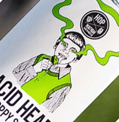 HOP NATION ACID HEAD CAN 24 x 375ml