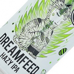 HOP NATION DREAMFEED HAZY IPA CAN 24 x 375ml
