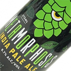 KAIJU METAMORPHOSIS IPA CANS 24 x 375ml