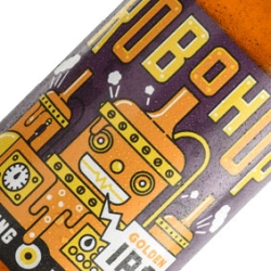 KAIJU ROBOHOP GOLDEN IPA 24 x 330ml