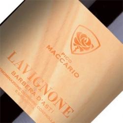 PICO MACCARIO LAVIGNONE BARBERA 2019 X 6