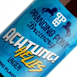 PRANCING PONY ACHTUNG HELLES 24 x 330ml
