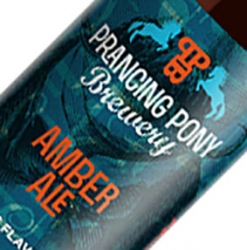 PRANCING PONY AMBER ALE 24 x 330ml
