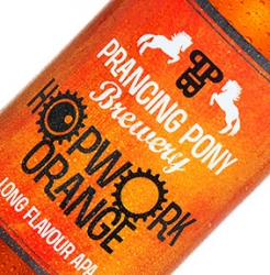 PRANCING PONY HOPWORK ORANGE 24 x 330ml