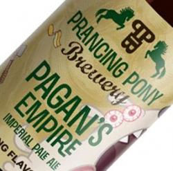 PRANCING PONY PAGANS IPA 24 x 330ml