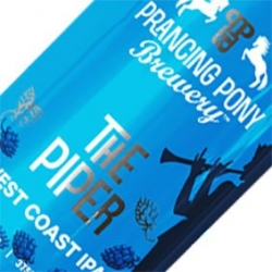 PRANCING PONY PIPER WEST COAST IPA 24 x 375ml CAN