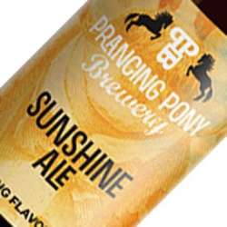 PRANCING PONY SUNSHINE ALE 24 x 330ml