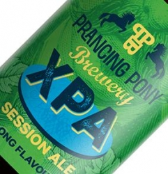 PRANCING PONY XPA SESSION ALE 24 x 330ml