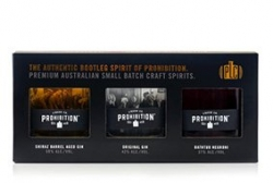 PROHIBITION MIXED FLAVOURS 100ML X 3 PACK (ORIGINAL, NEGRONI & SHIRAZ BARREL AGE