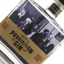 PROHIBITION GIN 100ML X 8
