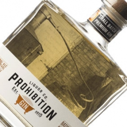 PROHIBITION BATHTUB GIN 500ML X 3