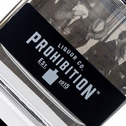 PROHIBITION ORIGINAL GIN 100ML X 12
