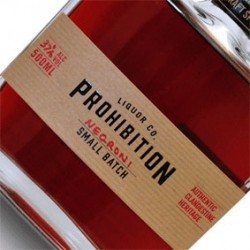 PROHIBITION NEGRONI 500ML X 3