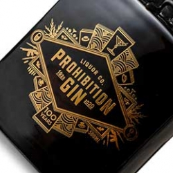 PROHIBITION 100 YEAR ANNIVERSARY GIN 500ML X 3