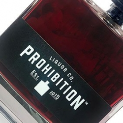 PROHIBITION SOUR CHERRY GIN 100ML X 12