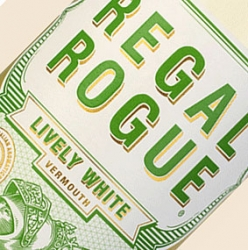 REGAL ROGUE LIVELY WHITE 500ml x 6