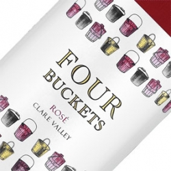 FOUR BUCKETS GRENACHE ROSE 2016 X 6