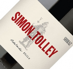 SIMON TOLLEY SHIRAZ X 6 2013