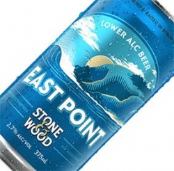 STONE & WOOD EAST POINT LOW ALCOHOL 16 x 375ml CAN